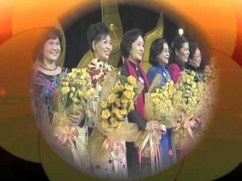Trailer cúp Bông Hồng Vàng 2013