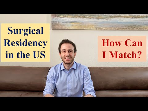 Can International Medical Graduates (IMGs) Get Into Surgical Residency In The US?