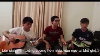 Ôi Sinh Viên ( Đôi giày vải cover) - Guitar and Beatbox