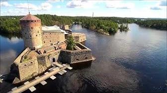 Olavinlinna, Olofsborg, Savonlinna, Nyslott
