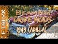BeamNG DRIVE Mod Spotlight - 1949 Cadillac Convertible!