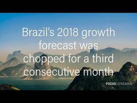Brazil, Argentina & Mexico drag on Latin America's economic outlook