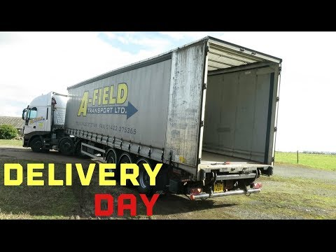 Wholesale Pallet Delivery Day - Amazon FBA