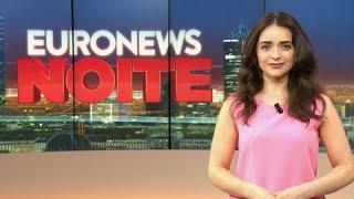 Euronews Noite   As notícias do Mundo de 4 de junho de 2019