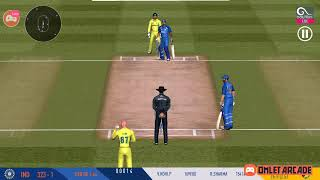 Watch me playing Real Cricket™ 19