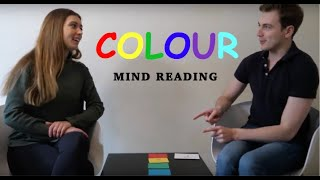 Colour Mind Reading | Tomas McCabe