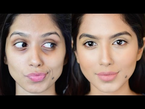 BEST WAY TO COVER DARK CIRCLES