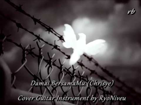 Damai BersamaMu Chrisye Cover Guitar Instrument by RyoNiveu
