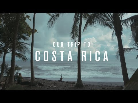 OUR TRIP TO COSTA RICA