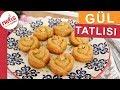 Gül Tatlısı Tarifi - En Kolay Gül Tatlısı Yapımı - Nefis Yemek Tarifleri mp3 indir