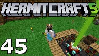 Minecraft Hermitcraft S5 Ep.45- Headless Horses