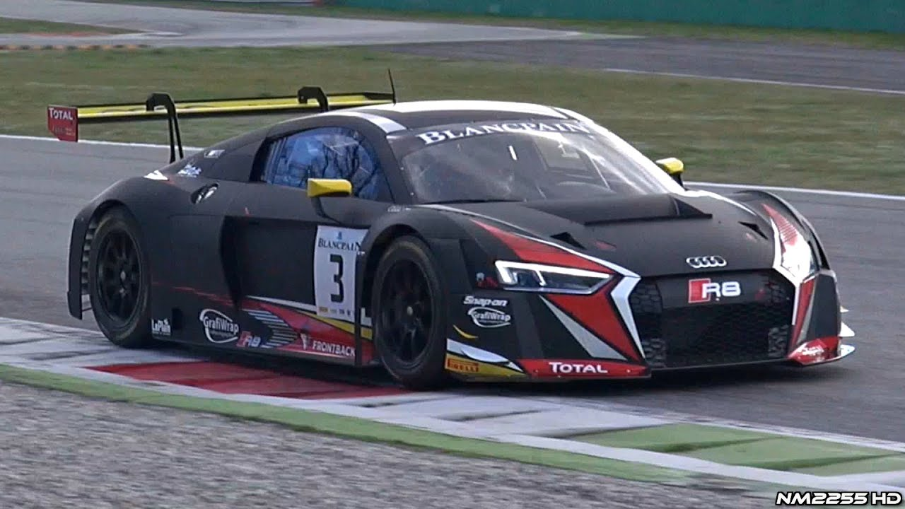 Cool Race Car Hd Wallpapers 2016 Audi R8 Gt3 Amazing V10 Sounds Track Youtube