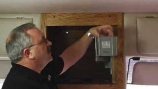 Front overhead TV Replacement Video