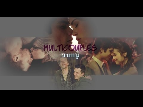 multicouples | army [ + simply serendipity ♡ ]