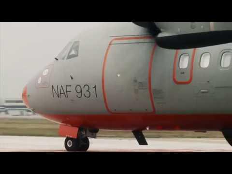 ATR Maritime Patrol