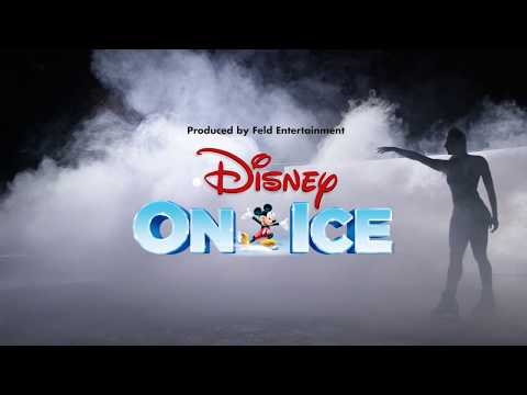 It takes Persistence and Determination to Be a Disney On Ice Skater