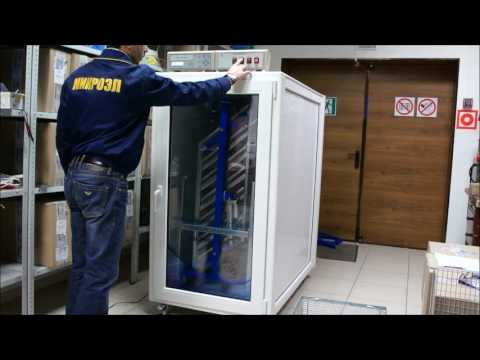 автоматический инкубатор на 1000 яиц