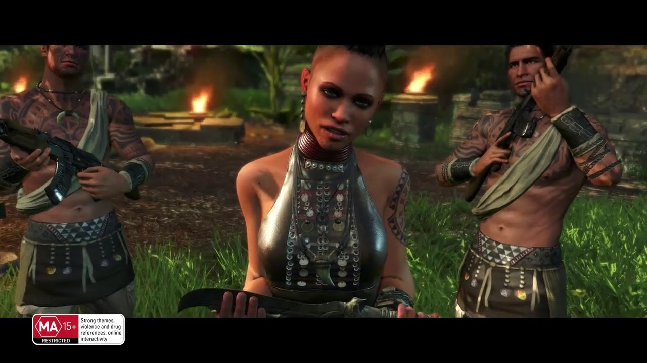 Far Cry 3 Classic Edition Announcement Trailer Ps4 Xbox One Pc Youtube