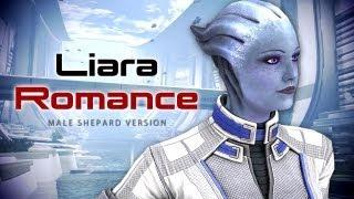 Liara: Romance, MaleShep (Mass Effect 3 Citadel DLC)