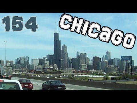 Ich hatte Verkehr in Chicago - Truck TV Amerika #154