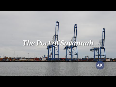 The Port of Savannah
