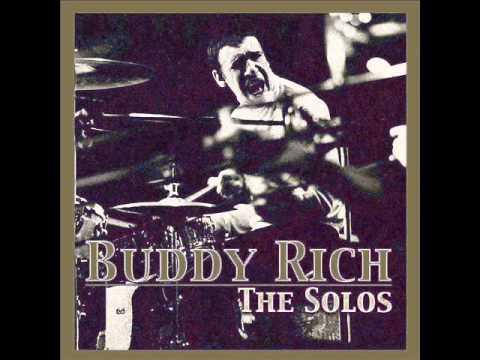 Buddy Rich - The Solos Album HQ