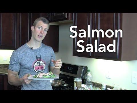 How To Make Salmon Salad - Maximize Your Kitchen