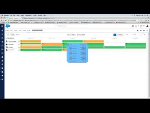 Krow Professional Services Automation PSA on Salesforce1465920142