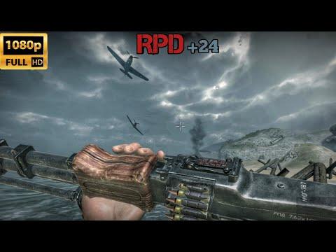 RPD +24 ✔ World War Heroes - Capture Point & Deathmatch Gameplay - Ultra High Graphics