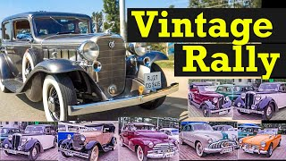 Jan 2021 | VINTAGE CAR RALLY | KVCCC | ROTARY | BANGLAORE to KOLAR