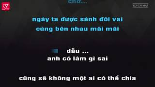 Karaoke Đếm Ngày Xa Em Only C ft Lou Hoàng ♪Beat Piano Cover