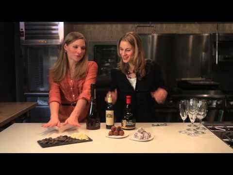 Perfect Pairings: Wine And Chocolate