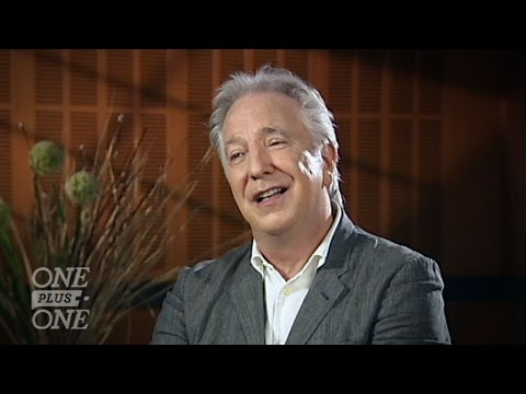 Alan Rickman on making movies and feminism