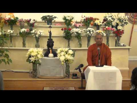 Bhante Saranapala - Sixth Buddhist Summit December 17, 2014