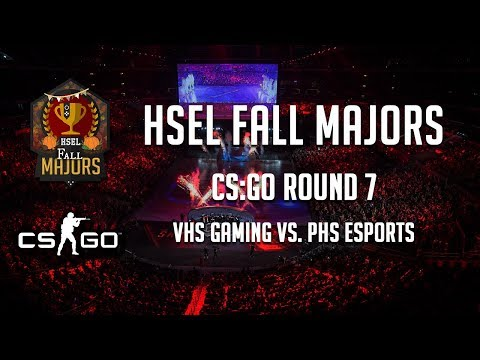 HSEL Majors Round 7 | CS:GO | VHS Gaming vs. PHS Esports