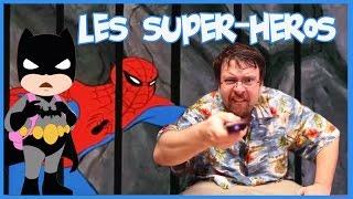 Joueur du Grenier - Hors série - Les super-héros