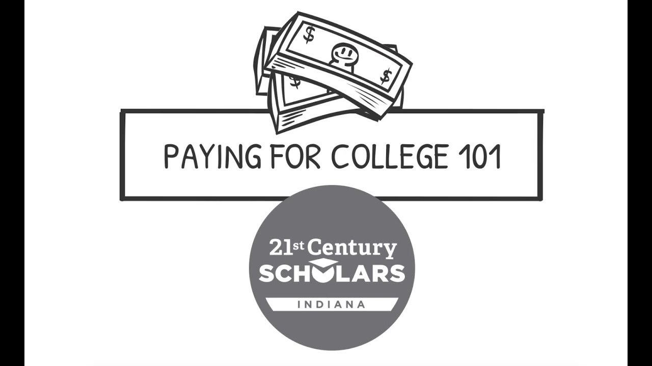 Paying for College 101 - YouTube