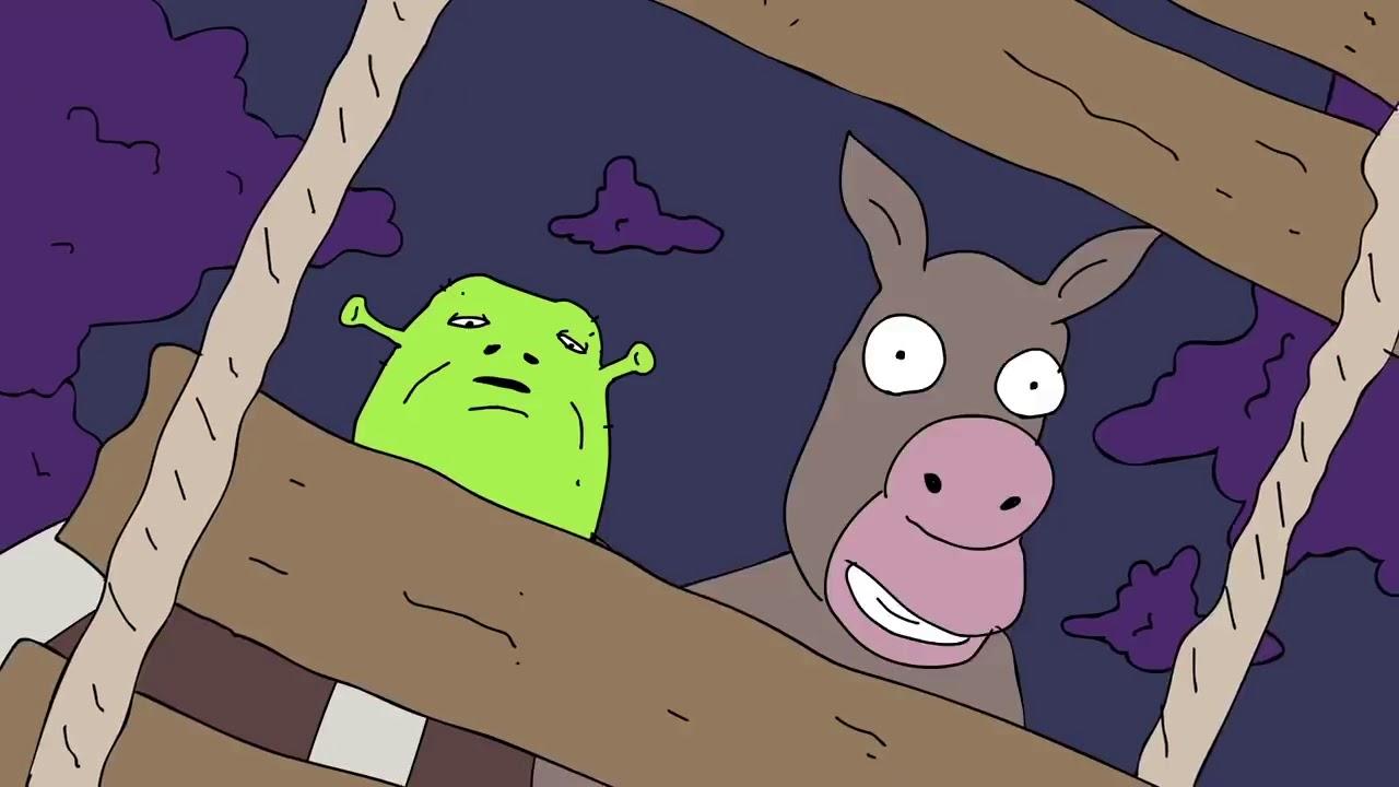 Shrek I M Lookin Down Youtube