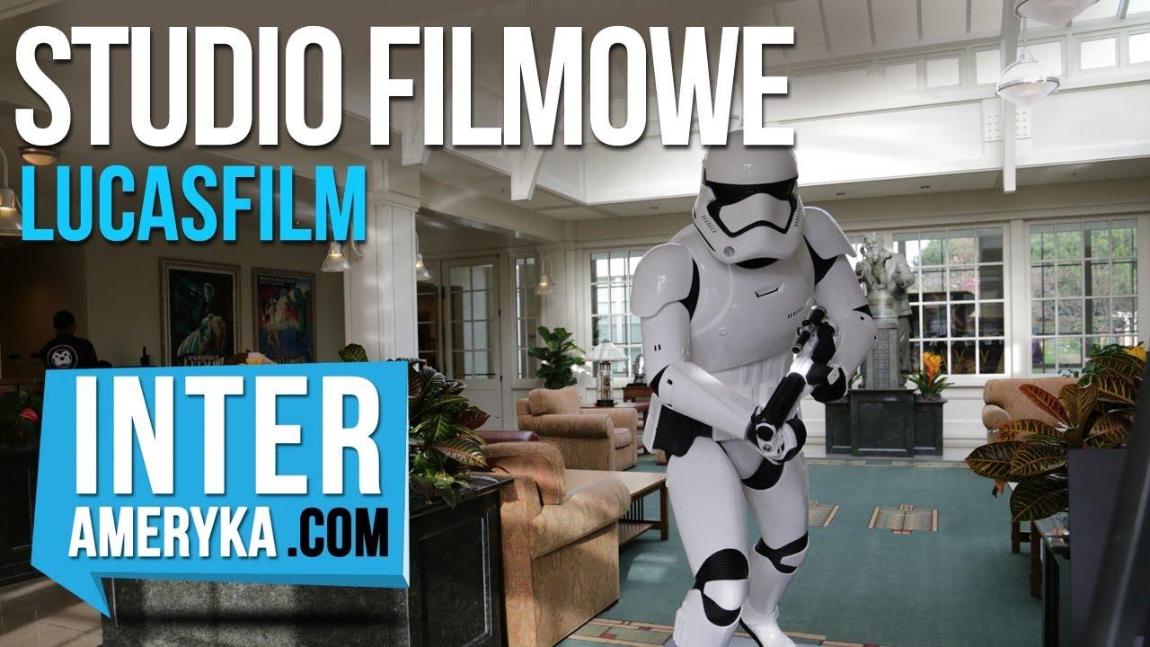 Lucasfilm Ltd. – szybka wizyta (bez przepustki)
