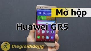 Mở hộp và Trên tay nhanh Huawei GR5 | www.thegioididong.com(Video Mở hộp và Trên tay nhanh Huawei GR5. Tham khảo Huawei GR5: https://www.thegioididong.com/dtdd/huawei-gr5 --- Like Facebook Thế Giới Di Động: ..., 2016-01-25T10:06:57.000Z)
