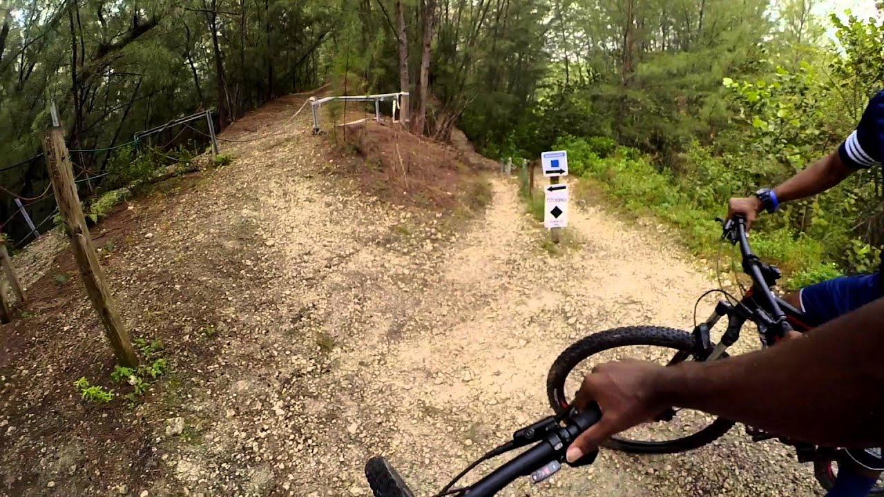 Oleta State Park Crash + Miami Mountain Biking - Part 1 ...
