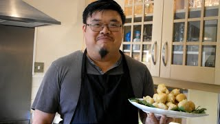 Chicken Balls Takeaway Style | Andy Chu