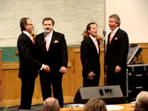 """""""He Touched Me"""" & """"Country Church"""" - Blackwood Brothers Quartet"""