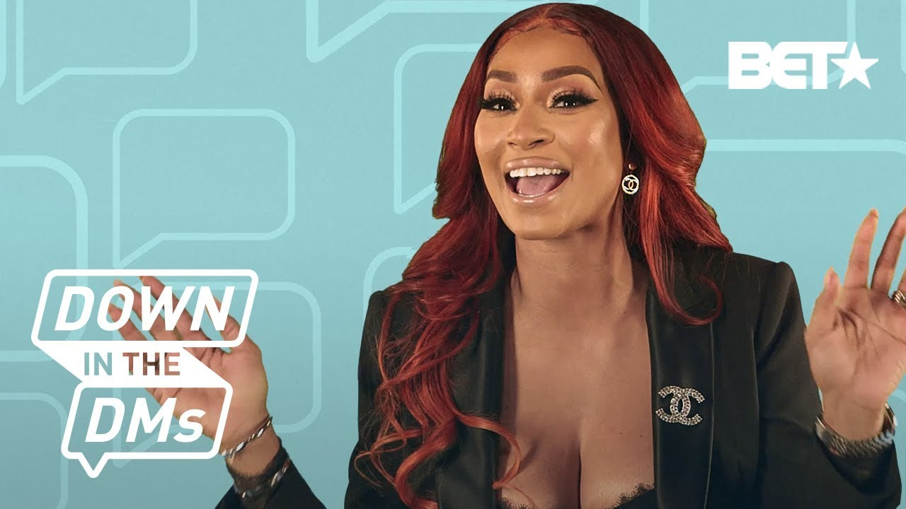 Karlie Redd May Be Engaged But She's Still Getting Messy DMs From Celebrities | Down In The DMs