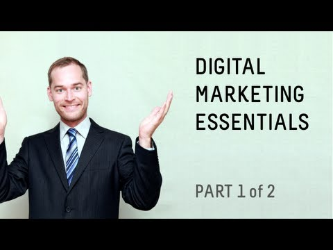 10 Digital Marketing Essentials For Technologists - Part 1 Of 2