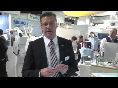 Sirona at IDS 2013: The new generation of turbines