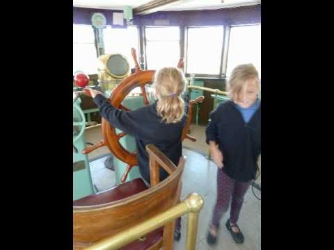 Tour Of The SS William A Irvin Duluth MN YouTube