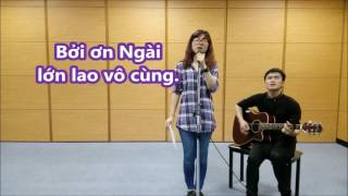 Được che lấp (Covered- Planetshakers)