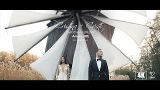 Clip Filmare Nunta 4K Slobozia Trash the Dress C C