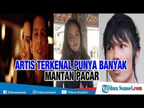 Artis Indonesia ini Terkenal Punya Banyak Mantan